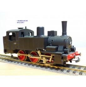 Rivarossi  véro L / 835 R, locotender 030T série 835