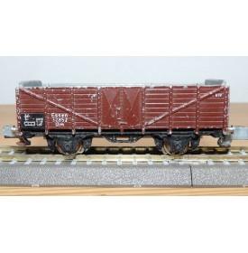 ROKAL  métal G 203  wagon tombereau   DB BO