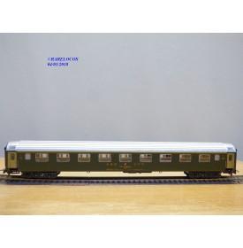 LILIPUT  281, voiture grandes lignes unifiée type X  1 Kl.  SBB   BO