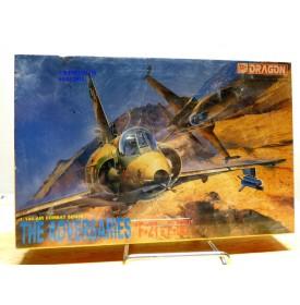 DRAGON 4008, The Adversarie F-21 Lion & F-5E Tiger II  Neuf   BO  1/ 144