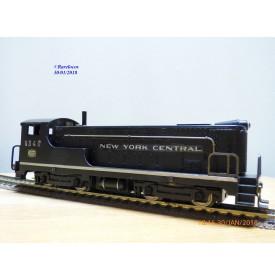FLEISCHMANN 1340 (S), loco diesel Baldwin noire  New York Central    1340