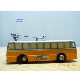 EHEIM  6103, coffret  trolleybus et rermorque  BO