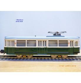 HAMO 1104, tramway à  2 bogies