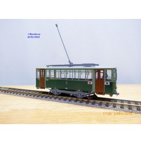 ELFER ??, tramway de Milan à 2 essieux