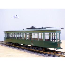 ELFER ??, tramway de Milan à 2 bogies