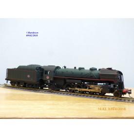 JOUEF  8274,  loco Mikado  141 R 416   SNCF