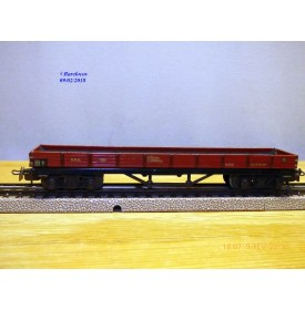 Märklin 391.8, wagon plat à bogies US type Diamond DRG