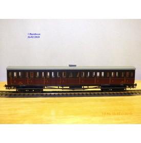 France Trains  211 K, voiture à portières latérales 1 ère classe type Ty  EST   neuf  BO