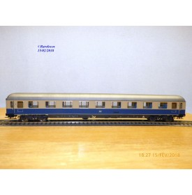ADE 3203, voiture mixte fourgon / 2 Kl. POP Farben  DB  BO