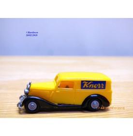 PRALINE / REVELL  ????, camionnette de livraison  Mercedes 170 S   KNORR   1/87 ème  HO