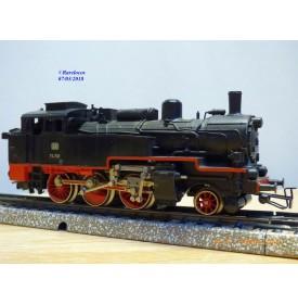 Märklin  3095.2 , locotender 130T Br 74 701   DB  BO