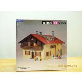 KIBRI  8058, maison Haus Bichlberg    Neuf   1/87   HO   BO