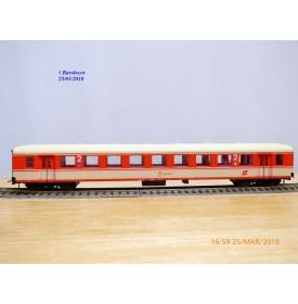 "ROCO 44203B, voiture grandes lignes  2 Kl. type Bpo   "" Jaffa ""  ÖBB   neuf   BO"