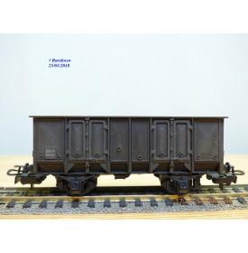 HORNBY acHO 708, wagon tombereau avec chargement de charbon     SNCF   BO
