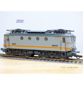 ROCO 43460, motrice BB 8251   SNCF  neuf  BO
