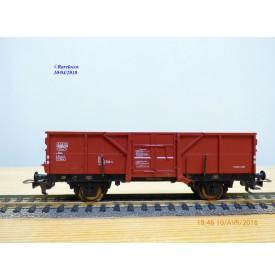FLEISCHMANN 5502,  wagon tombereau basculant à déchargement central type El- u 061   DB  neuf   BO