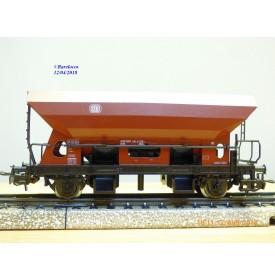 MÄRKLIN   4631 . 4,  wagon trémie à déchargement latéral  type  Otmm 70  DB   BO