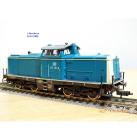 Fleischmann 4231, loco diesel Bo Bo  V212    DB