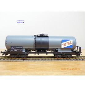 LILIPUT 258 56,  wagon citerne à essence  TOTAL   SBB   BO
