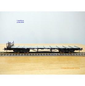 ROCO 47724, wagon plat à ranchers type Rkmp 653    DB  Neuf   BO