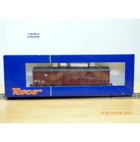 Roco 46407, wagon couvert  type Gbs  N°:151 2  083-7   neuf BO