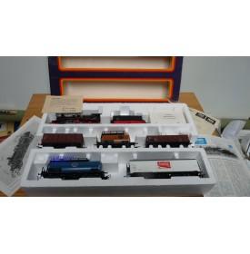 PIKO  075200  coffret BR 38 et 5 wagons DR BO