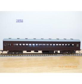 MIYAZAWA  35 ?, voiture grandes lignes  à bogies  JNR  neuf    BO