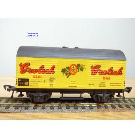FLEISCHMANN 5045, wagon couvert type Hkrs   GROLSCH   NS     neuf   BO