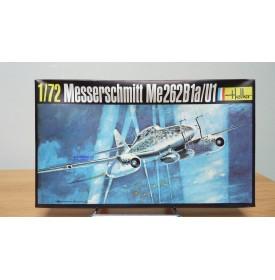 HELLER  233 MESSERSCHMITT Me 262 B1a / U1