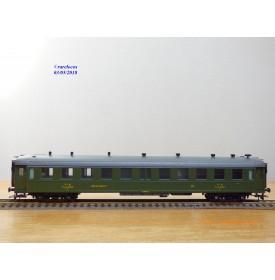 France Trains  260 ,  voiture mixte 3 Cl./buffet DYLE et BACALAN  type C 4 syfi  PLM  neuf