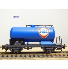 LILIPUT 250 F, wagon citerne FINA  ÖBB  neuf   BO