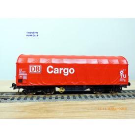 Roco 46940, wagon couvert  type Shimmns-tu 710     DB   Cargo  neuf    BO