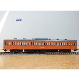 LIMA véro  1063,   rare voiture banlieue  Kokuden   Chuo Line JNR   BO