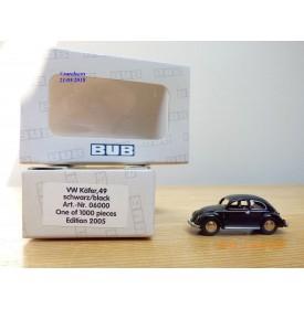 BUB  06100,  Coccinelle Volkswagen VW     Neuf   BO  1/87