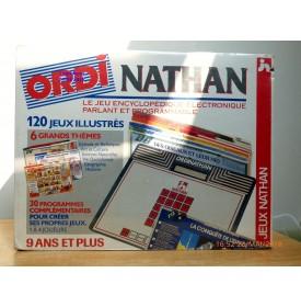 NATHAN 540880,  jeu encyclopédique ORDI NATHAN neuf    BO