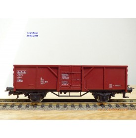 Märklin 4430,   wagon tombereau  type El-u 601  DB   BO