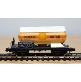 ARNOLD 0451  wagon citerne Butan DB