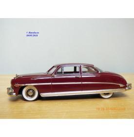 DESIGN STUDIO / MOTOR CITY USA  MC38, HUDSON HORNET  1952  neuf   BO  Neuf   BO