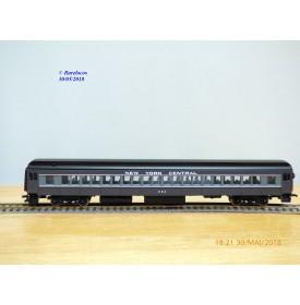 BACHMANN Spectrum  89105,  voiture grandes lignes ( coach ) New York Central  N° 964  . Neuf   BO