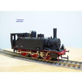 Rivarossi  véro 1117, locotender 030T série 851  FS  neuf   BO