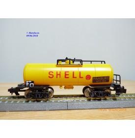 ROKAL 00304  wagon citerne à bogies SHELL DB DB BO