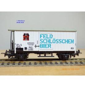 LILIPUT 249, wagon pour transport de bière FELDSCHLOSSCHEN  bière    SBB      BO