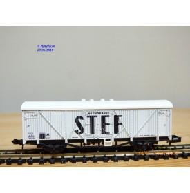 ROCO 24003, coffret de 3 wagons trémie chargé de charbon RAG  neuf BO   N