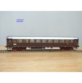 FLEISCHMANN 1445, voiture grandes lignes de 1 ère classe type Az     FS    neuf  BO