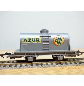 JOUEF 633 b, wagon citerne  à  2 essieux  AZUR   SNCF