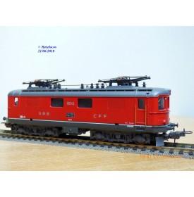 LIMA 20 8067L  motrice Bo Bo  Re 4/4   rouge    N°: 10043     SBB    neuf    BO