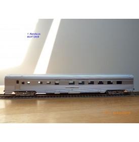 RIVAROSSI  véro 6711, voiture grandes lignes   ( corrugated  side coach   )   N° 2911   NYC   Neuf   BO