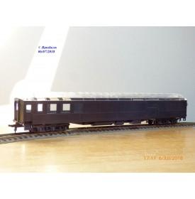 IHC  6598,  voiture mixte  ( heavyweight combine   )  non peint     neuf    BO