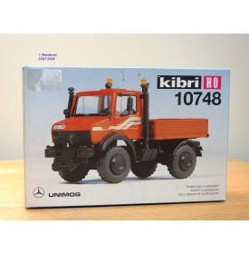"""KIBRI  """"echt """" 10748, Kit  MERCEDES BENZ UNIMOG   Neuf  BO  1/87  HO"""