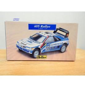 HELLER  80190, Peugeot 405 Rallye   Neuf  BO 1/ 43